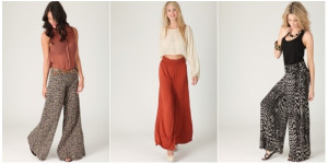 How To Wear Palazzo Pants: Styling Tips