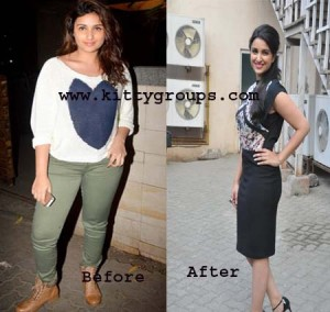 Parineeti Chopra Reveals Her Weight Loss Secrets