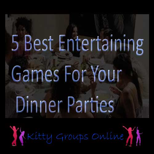 dinner party entertaining games