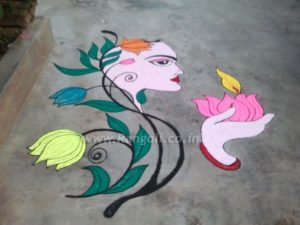 20 Latest Unique Rangoli Designs Diwali 2016
