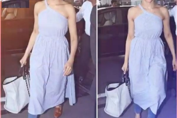 Dress With Denims: Latest Celebrity Fashion Trends