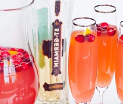 How To Make Appetizing Cranberry Punch