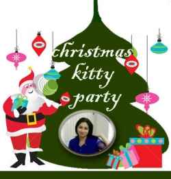 Kitty Party Themes : Christmas Theme for your kitty party