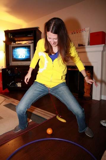 Naughty hens party games