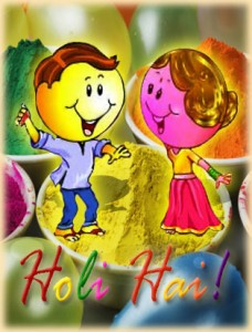 Holi Party Games For Ladies