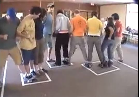 team building games for workplace