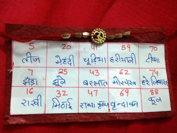 games for rakhi theme party