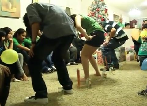 Crazy Party Games : Can You Handle A Carrot