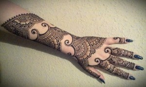 Karva Chauth Mehndi Designs : My Favorite 14 Mehandi Designs for Karva Chauth