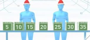 Simple Christmas Party Games : Hear It and Win The Prize