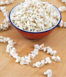 Lohri Party Games : Make a Popcorn Garland
