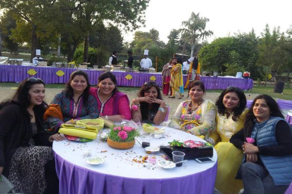 basant panchami theme party