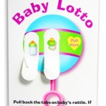 Baby Shower Lotto Game Cards : 24 Cards In A Pack