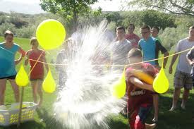 Games For Holi Theme Kitty Party : Funny Water Balloon Pinata