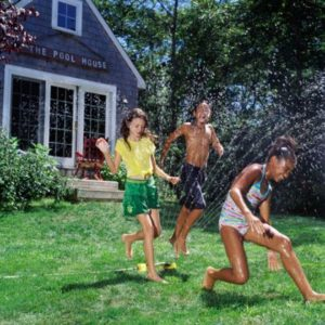 Water Games And Activities For Kids : Outdoor Birthday Party Games