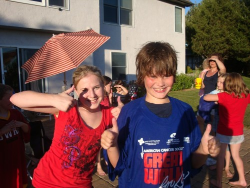 Fun Water Games For Teenagers : Ultimate Groups Games