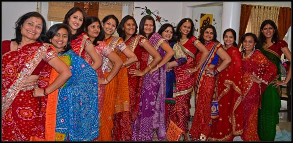 rajasthani theme kitty party