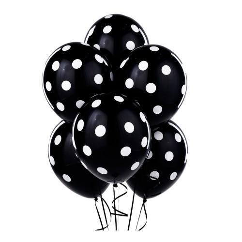 black and white theme party ideas