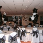 Theme Party Ideas : Black and White Theme Party