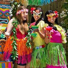 How to organize a Hawaiian theme party