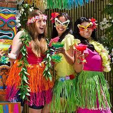 How to organize a Hawaiian theme party