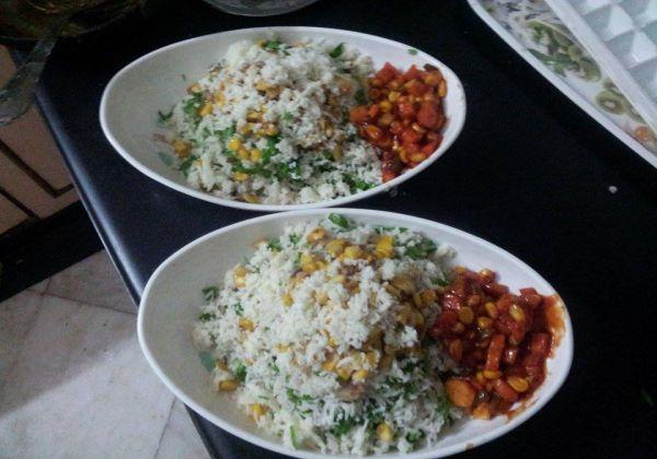 recipe sweet corn risotto