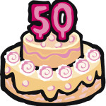 50th birthday party ideas