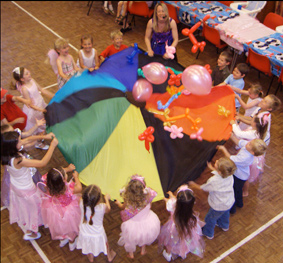 funny games for birthday parties