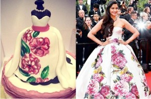 Ravishing Birthday Cake For Sonam Kapoor
