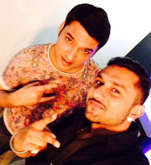 yoyo honey singh in comedy nights with kapil