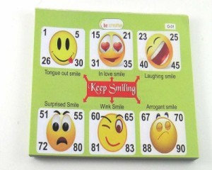 Bingo Cards For Sale : Designer Bingo Cards For Theme Parties