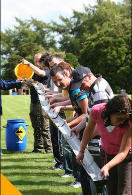 water games for team building