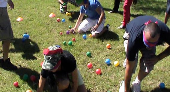 team building games 4
