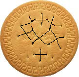 party games with biscuits