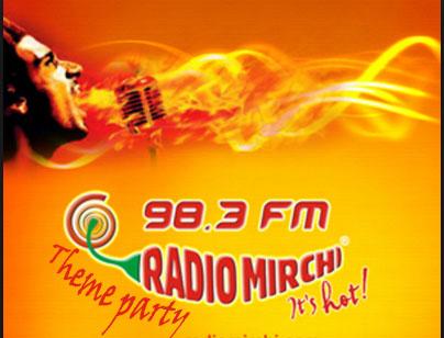 Radio mirchi theme party ideas