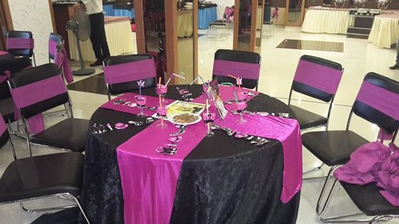 beauty pageant theme party ideas