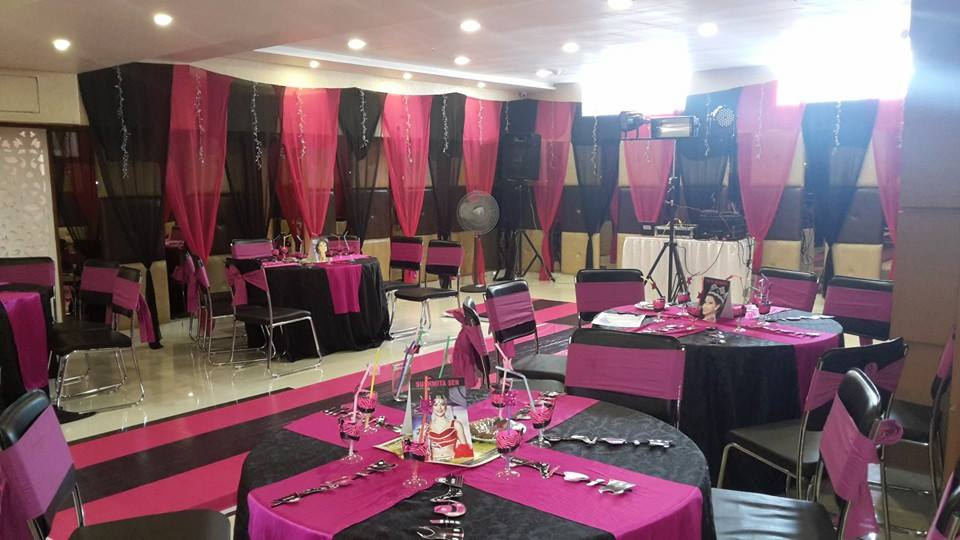 beauty pagean theme party decor