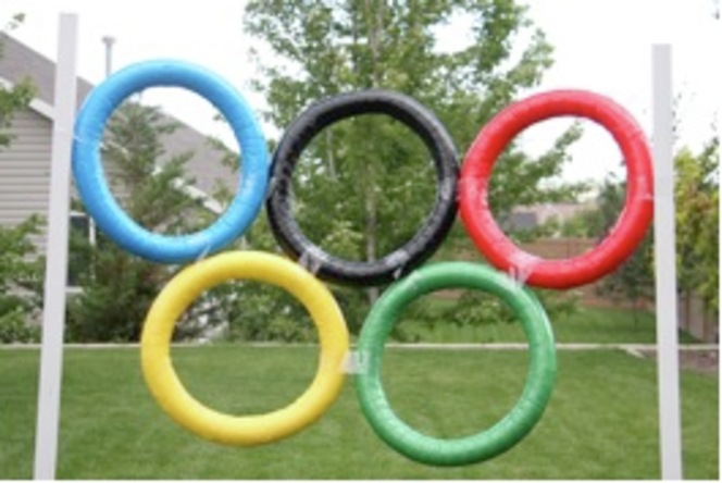 Themed Party Ideas Party Like An Olympian