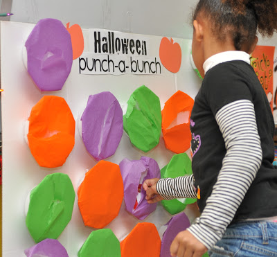 Halloween party games for kids 2