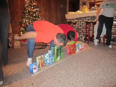 fun christmas game for men