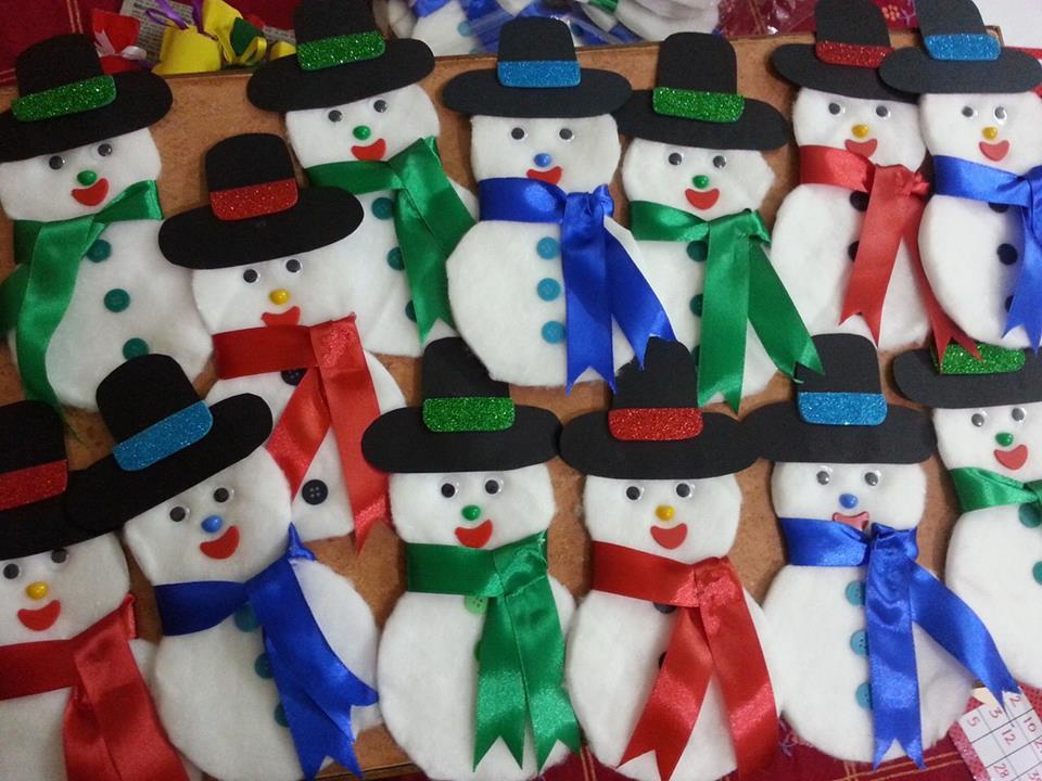 Snowman Housie: Christmas Theme Tambola