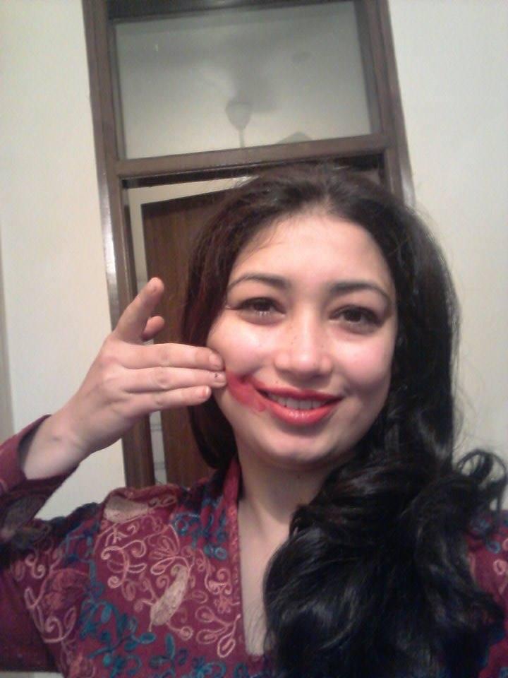 SmearaSmear Selfie Cervical Cancer Awareness