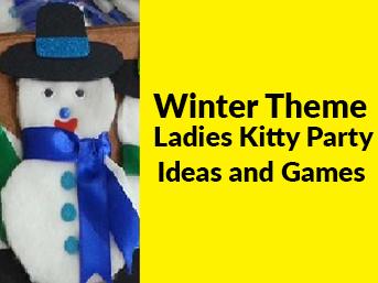 winter-theme-ladies-kitty-party-ideas-