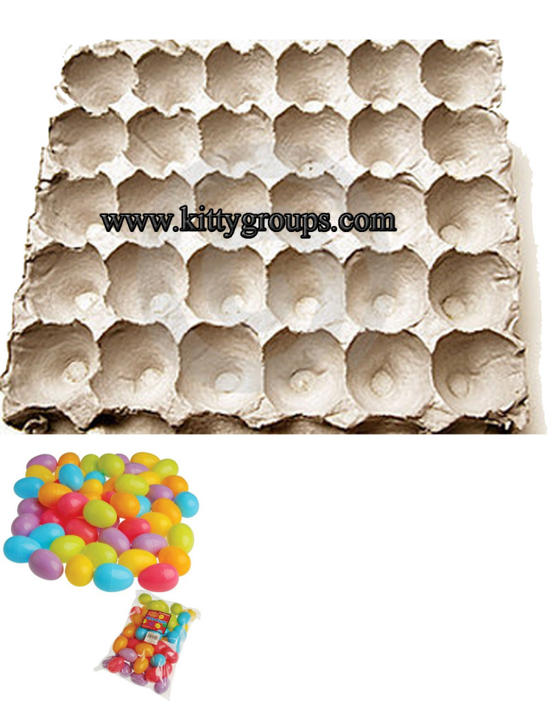 fun family game for Easter party