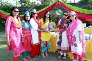 holi party games gifts