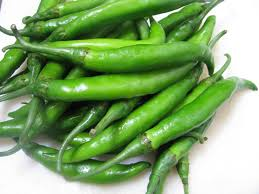 Chilies Help you Getting Slim