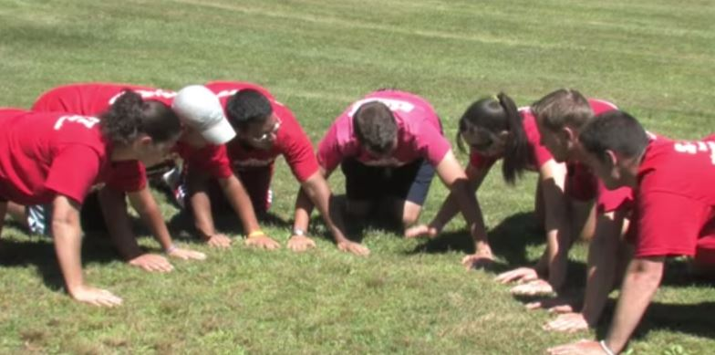 hand game perfect camp activity for kids and adults