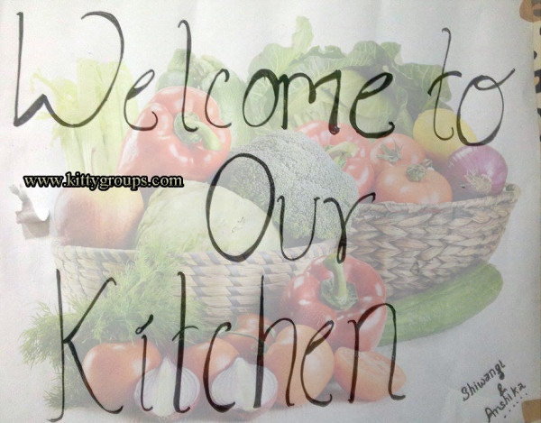 kitchen queen theme kitty party ladies
