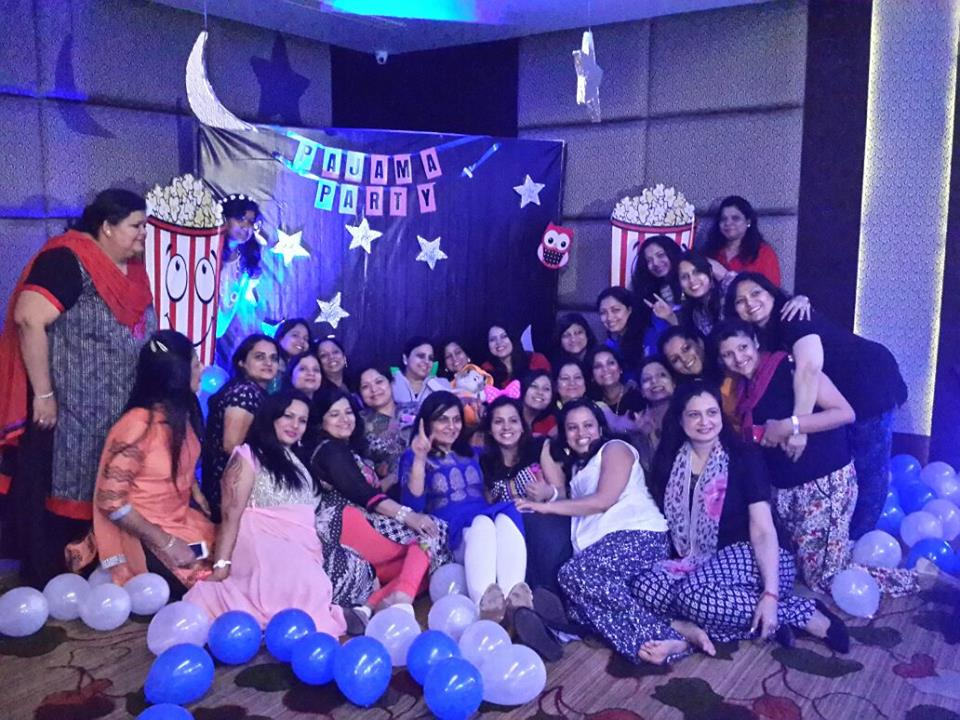 Pajama Theme Party With Friends: Fun Filled Evening
