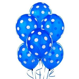polka dot balloons at Rs 95